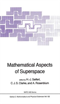 Cover Mathematical Aspects of Superspace