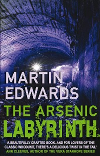 Cover The Arsenic Labyrinth