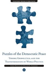 Cover Puzzles of the Democratic Peace