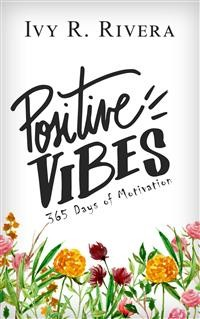 Cover Positive Vibes - 365 Days of Motivation