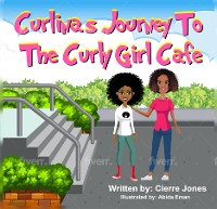 Cover Curlinas Journey To The Curly Girl Cafe