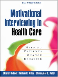 Cover Motivational Interviewing in Health Care