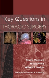 Cover Key Questions in Thoracic Surgery