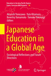 Cover Japanese Education in a Global Age