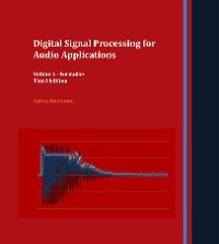 Cover Digital Signal Processing for Audio Applications