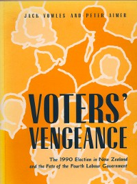 Cover Voters' Vengeance
