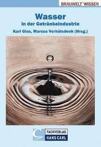 Cover Wasser in der Getränkeindustrie