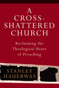 Cover Cross-Shattered Church