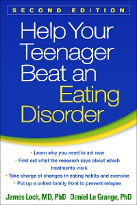 Cover Help Your Teenager Beat an Eating Disorder, Second Edition
