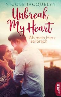 Cover Als mein Herz zerbrach