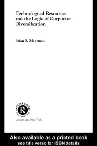 Cover Technological Resources and the Logic of Corporate Diversification