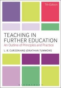 Cover Teaching in Further Education