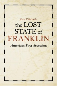 Cover The Lost State of Franklin