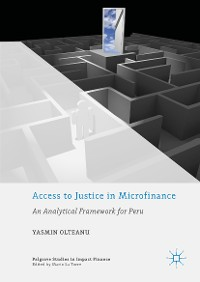 Cover Access to Justice in Microfinance