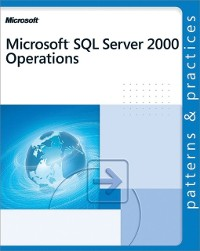 Cover Microsoft(R) SQL Server(TM) 2000 Operations