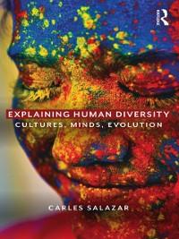 Cover Explaining Human Diversity
