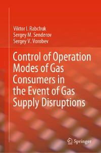 Cover Control of Operation Modes of Gas Consumers in the Event of Gas Supply Disruptions