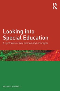 Cover Looking into Special Education