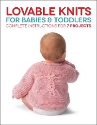Cover Lovable Knits for Babies and Toddlers
