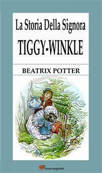 Cover La storia della signora Tiggy-Winkle