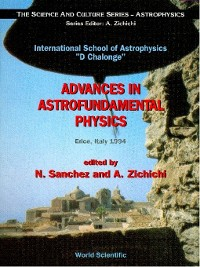 Cover Advances In Astrofundamental Physics