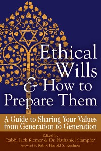 Cover Ethical Wills  & How to Prepare Them (2nd Edition)