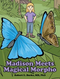 Cover Madison Meets Magical Morpho