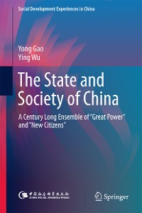 Cover The State and Society of China