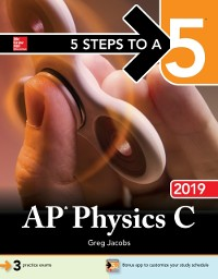 Cover 5 Steps to a 5: AP Physics C 2019
