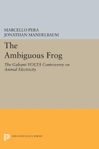 Cover The Ambiguous Frog