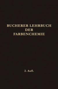 Cover Lehrbuch der Farbenchemie