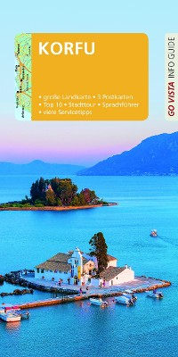 Cover GO VISTA: Reiseführer Korfu