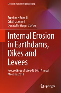 Cover Internal Erosion in Earthdams, Dikes and Levees