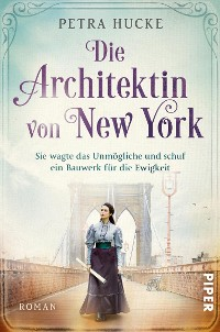 Cover Die Architektin von New York