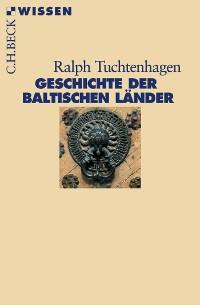 Cover Geschichte der baltischen Länder