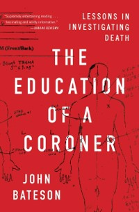 Cover Education of a Coroner