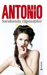 Cover San-Antonio. Sarabanda raposatilor