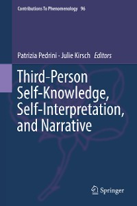Cover Third-Person Self-Knowledge, Self-Interpretation, and Narrative