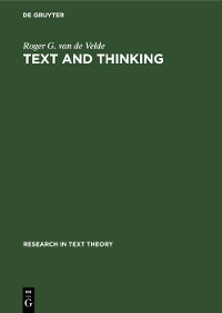 Cover Text and Thinking