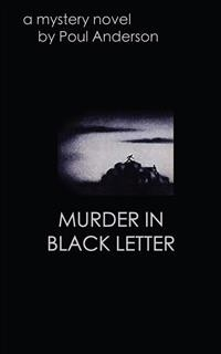 Cover Murder in Black Letter