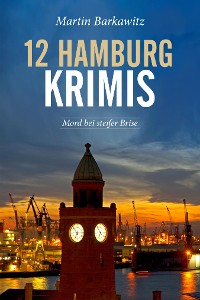 Cover 12 Hamburg Krimis