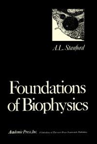Cover Foundations of Biophysics