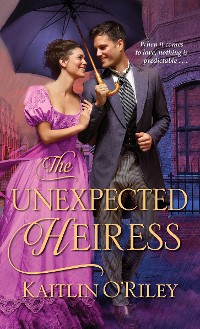 Cover The Unexpected Heiress