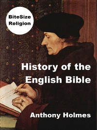 Cover History of the English Bible