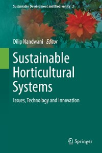 Cover Sustainable Horticultural Systems
