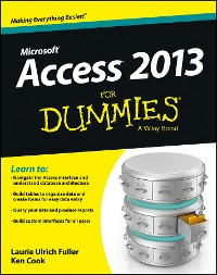 Cover Access 2013 For Dummies