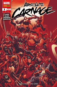 Cover Absolute Carnage, Band 3 - Unendliche Finsternis