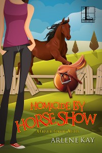 Cover Homicide by Horse Show