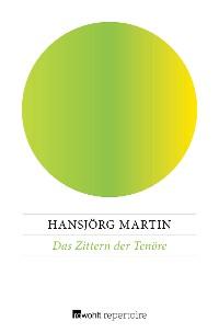 Cover Das Zittern der Tenöre