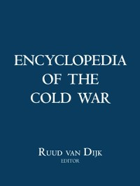 Cover Encyclopedia of the Cold War